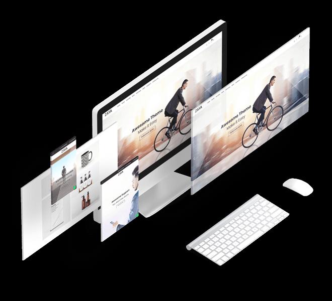 Desarrollo y Diseño Web WordPress Theme