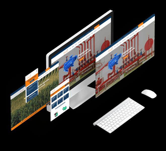 Diseño Web Barranquilla WordPress Meca del Caribe
