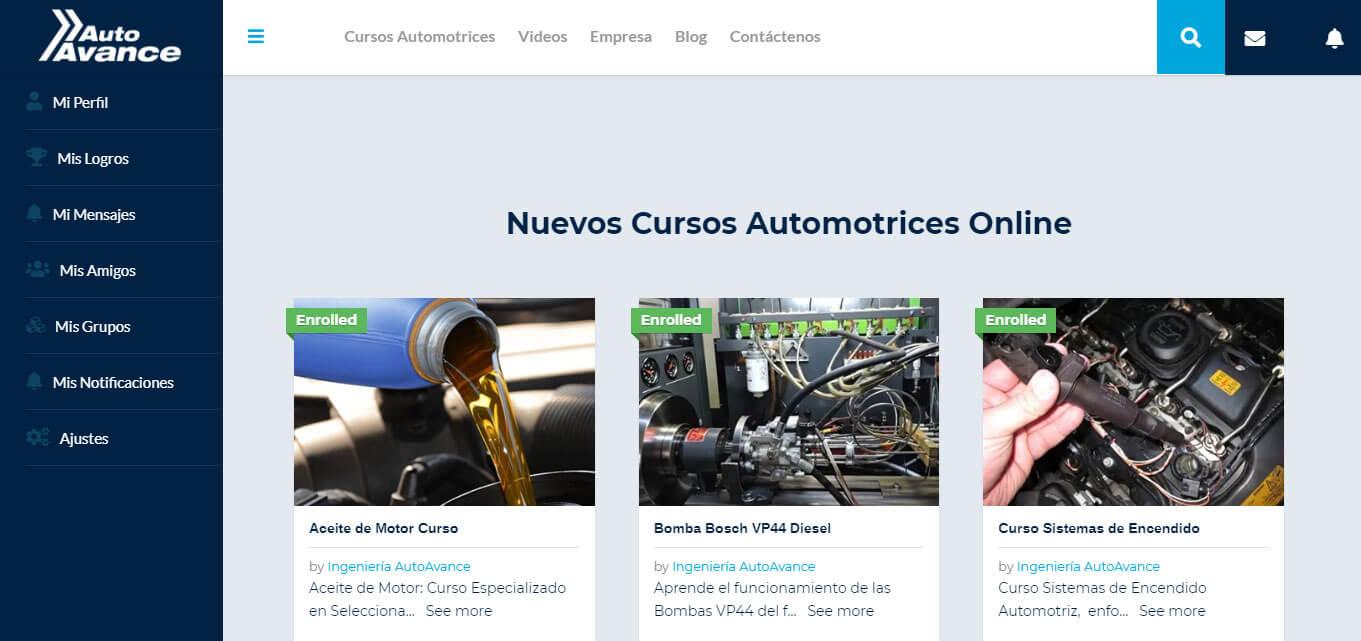 Estructurar Contenido Web Caso Real AutoAvance.co